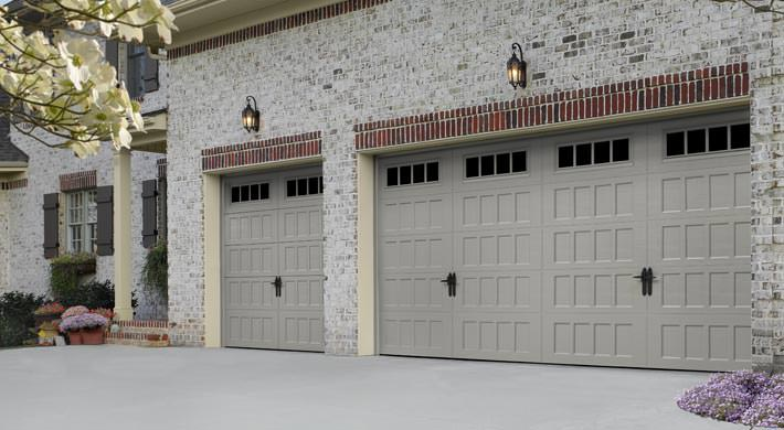 Garage Door Improvement